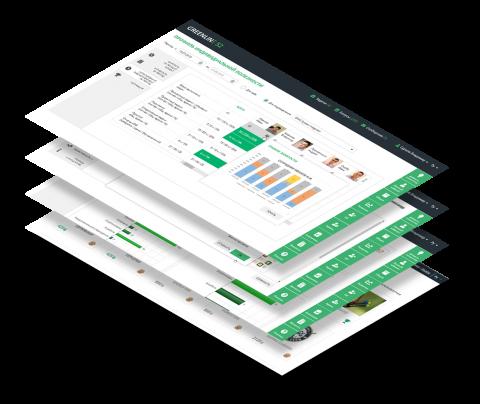 Управление бизнес-процессами в GL52